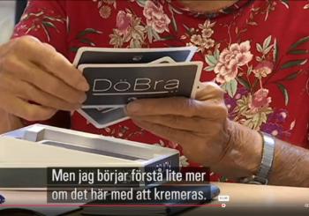 DöBra-kortleken används i studiecirkel i Västervik
